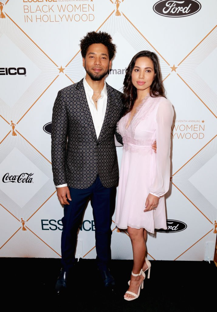 Jussie Smollett and Jurnee Smollett-Bell attend the 2018 Essence Black Women In Hollywood Oscars Luncheon on March 1, 2018 | Photo: Getty Images