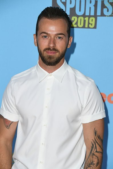 Artem Chigvintsev at Barker Hangar on July 11, 2019 in Santa Monica, California | Photo: Getty Images
