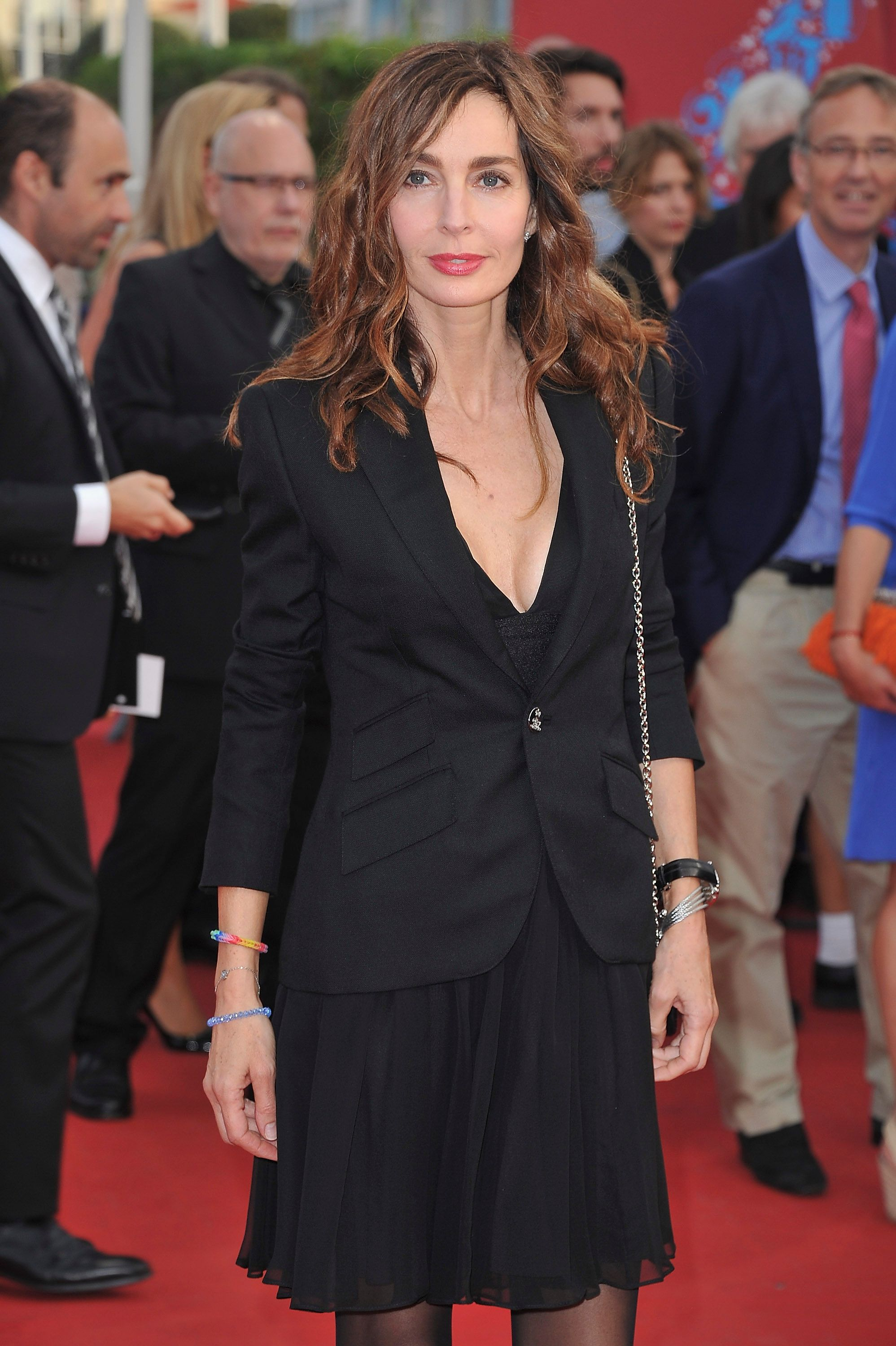L'actrice Anne Parillaud | Photo : Getty Images