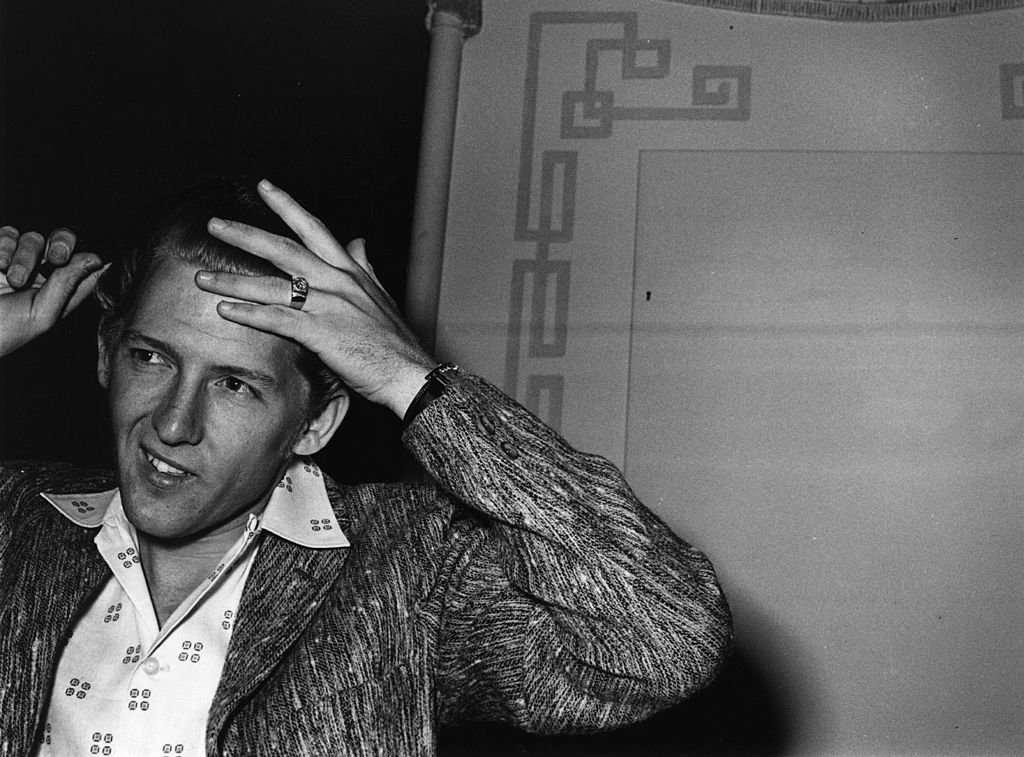 Jerry Lee Lewis in London | Getty Images