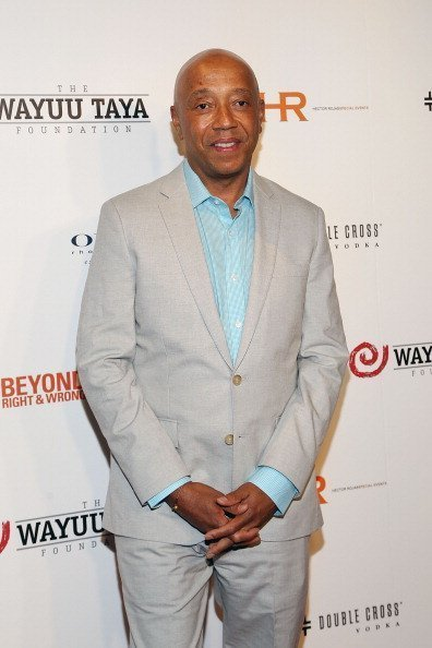 Russell Simmons attends the 2014 Wayuu Taya Gala Honoring Kimora Lee Simmons on June 4, 2014 | Photo: Getty Images