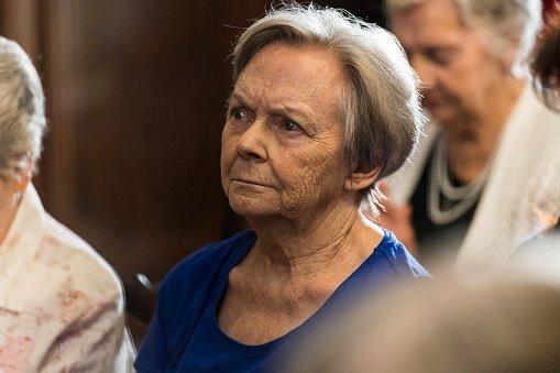 Alte Frau | Quelle: Getty Images