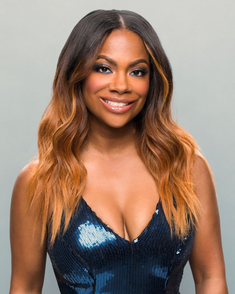 """Reality star Kandi Burruss during her 2019 stint as a houseguest in the CBS series """"Big Brother: Celebrity Edition."""" 