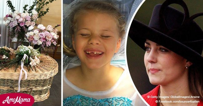9-year-old girl who made Duchess of Cambridge laugh has died of rare disease