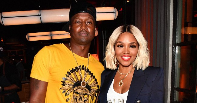 L&HH Star Rasheeda Rocks a Plunging Black Ensemble at Husband Kirk's B-Day Party — See Her Look