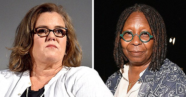 Rosie O'Donnell Says Whoopi Goldberg Didn't like Her on 'The View'