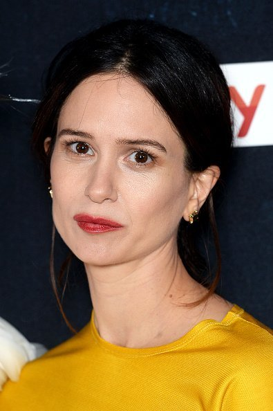 Katherine Waterston at Cineworld Leicester Square on November 13, 2018 in London, England. | Photo: Getty Images