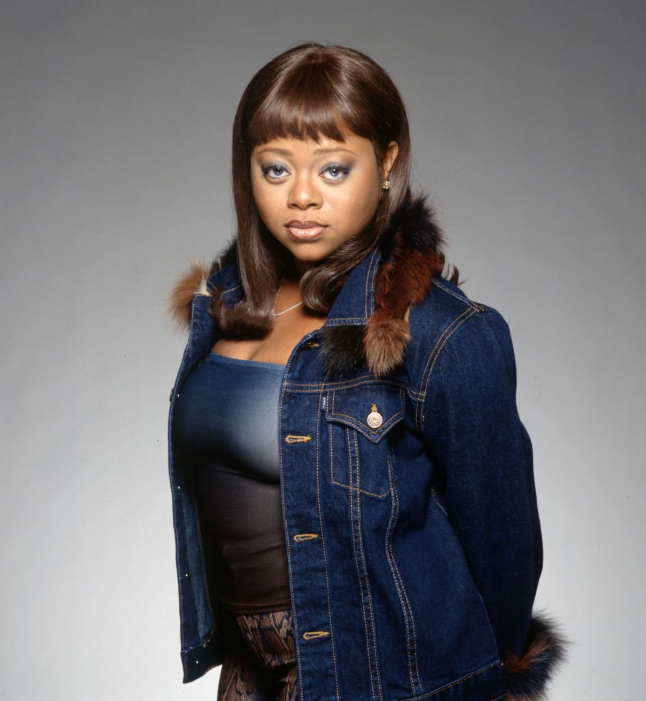 """Countess Vaughn as Kimberly Ann Parker in promotional photos for """"The Parkers"""" on October 7, 1999 
