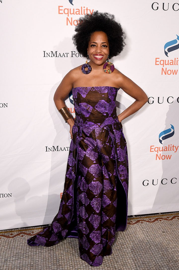 Rhonda Ross Kendrick attends the annual Make Equality Reality Gala hosted by Equality Now in New York City in 2019.  I Image: Getty Images.