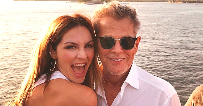 Katharine McPhee Shares New Wedding Pic in Honor of Husband  David Foster on His 70th Birthday