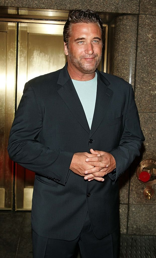 Daniel Baldwin during NBC 2004-2005 Upfront - Arrivals at Radio City Music Hall in New York City | Photo: Getty Images