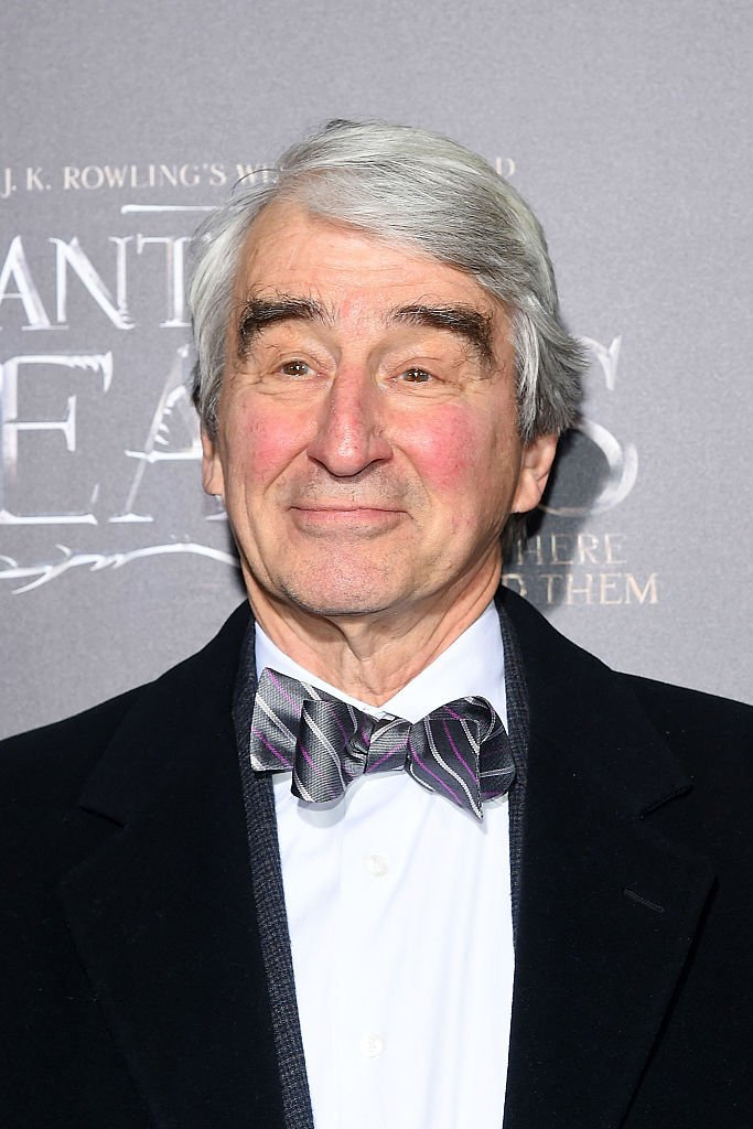 Sam Waterston attends the 'Fantastic Beasts And Where To Find Them' World Premiere. | Source: Getty Images