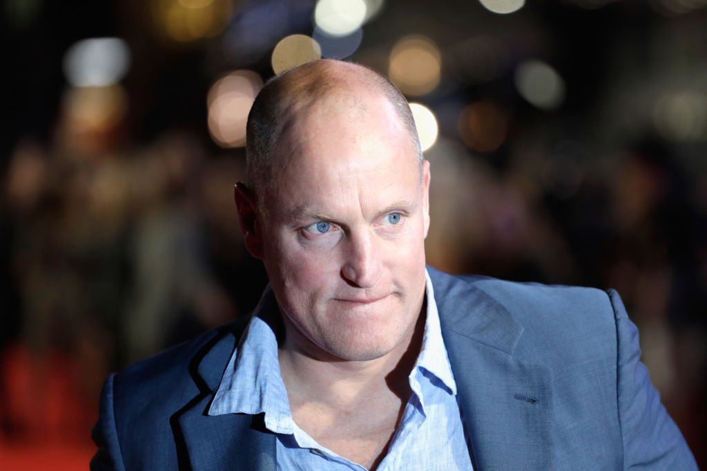 """Woody Harrelson attends the UK Premiere of """"Three Billboards Outside Ebbing, Missouri"""" at the closing night gala of the 61st BFI London Film Festival on October 15, 2017, in London, England. 
