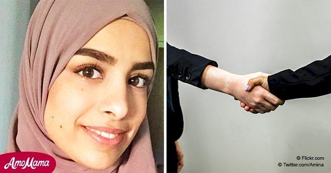 Une femme musulmane qui s'est vu refuser un emploi pour avoir refusé une poignée de main, intente un procès et obtient une indemnité de 6 000 dollars