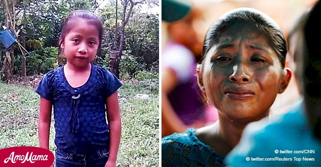 Devastated Guatemalan mom couldn't bear to attend daughter's Christmas funeral
