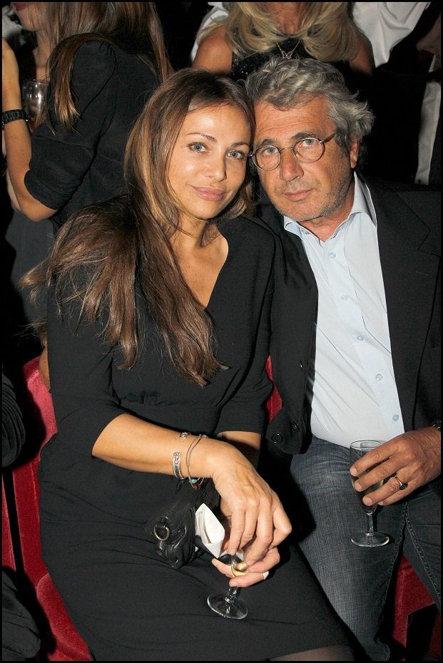 L'acteur Michel Boujenah et sa compagne Isabelle | Photo : Getty Images