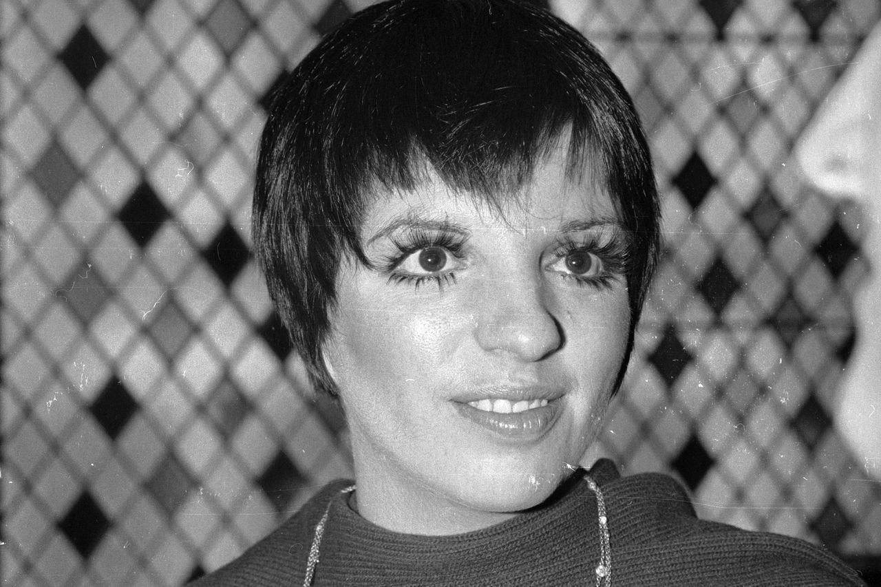 Liza Minnelli, the daughter of Judy Garland and Vincente Minnelli. | Source: Getty Images