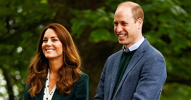 Mirror: Kate Middleton Will Join Prince William at His Mom Diana's Statue Unveiling Ceremony to Support Him