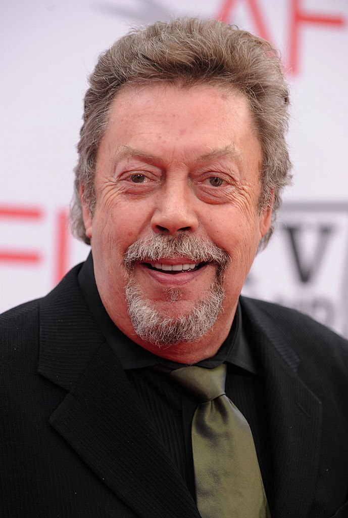 Tim Curry arrives at the 38th AFI Life Achievement Award honoring Mike Nichols held at Sony Pictures Studios on June 10, 2010. | Photo: GettyImages