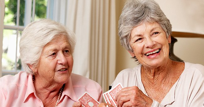 Daily Joke: Two Elderly Widows Were Staying at a Hotel
