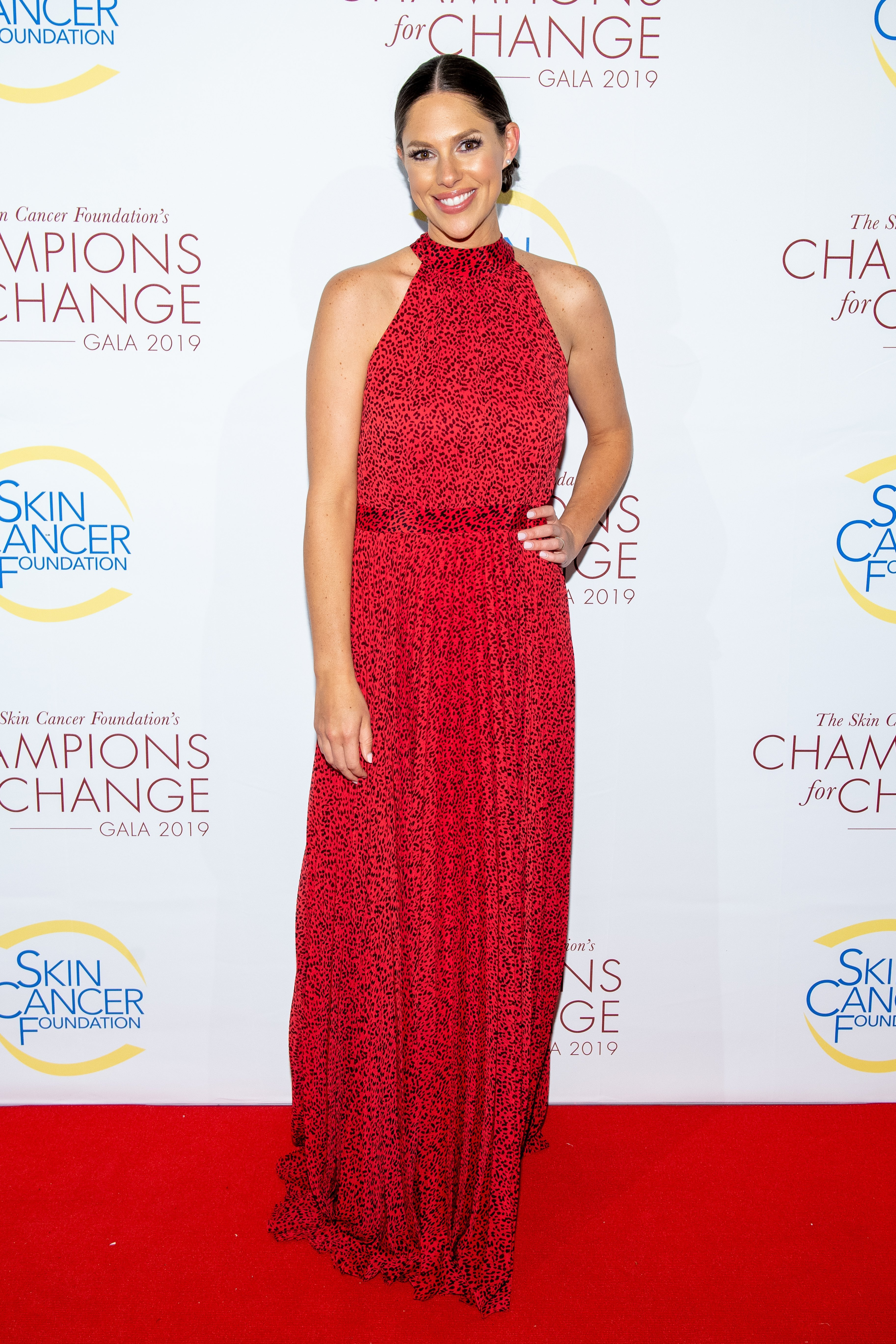 Actress Abby Huntsman attends the 2019 Skin Cancer Foundation's Champions For Change Gala at The Plaza Hotel on October 17, 2019|Photo: Getty Images