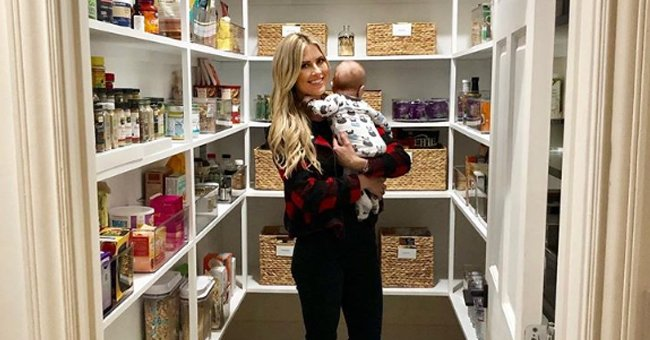 Christina Anstead from 'Flip or Flop' Shares Photos of Her Perfectly Organized Pantry and Closet