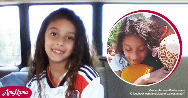 """Niña de 7 años que fue apuñalada 11 veces por un vecino: """"Quiero empezar una nueva vida"""""""