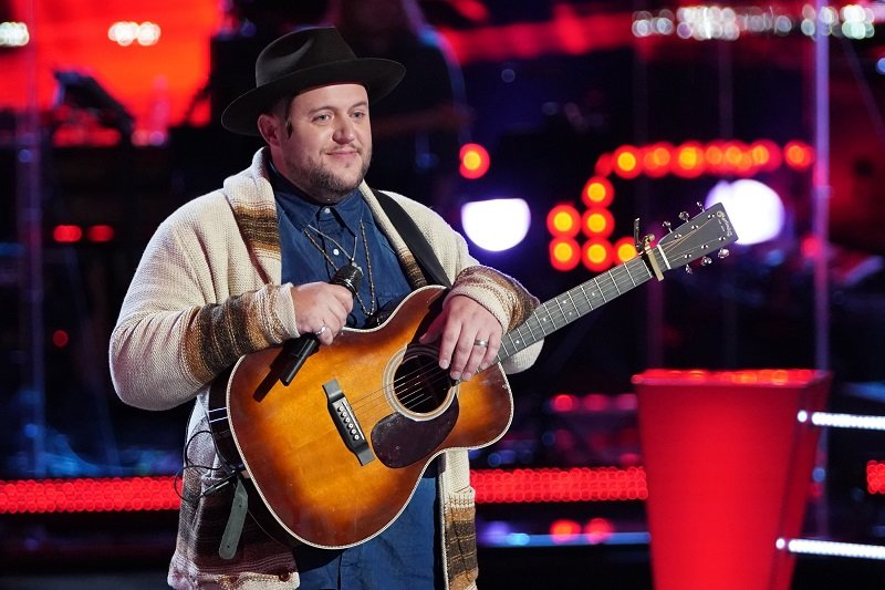 "Jim Ranger during Battle Rounds in season 19 of ""The Voice"" on September 8, 2020 