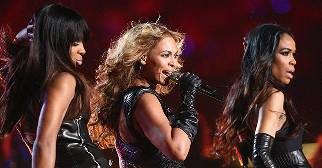 Singer Michelle Williams Shares a Rare Sneak Peek into Their Destiny's Child's Group Chat
