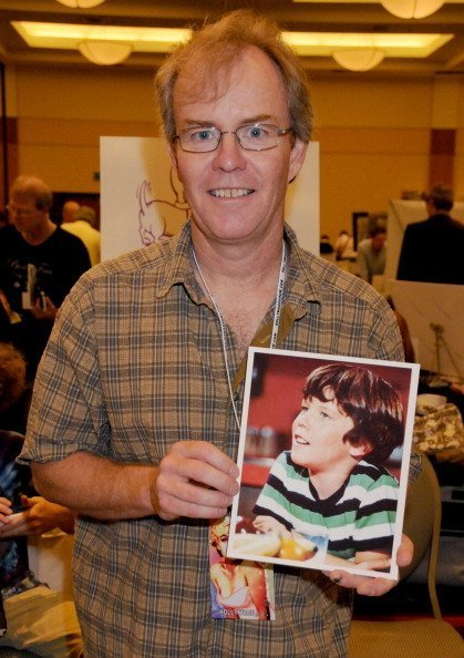 "Mike Lookinland of ""The Brady Bunch"" at the The Hollywood Collectors & Celebrities Show on July 18, 2009 