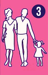 Famille numéro 3 | Source :  AmoMama