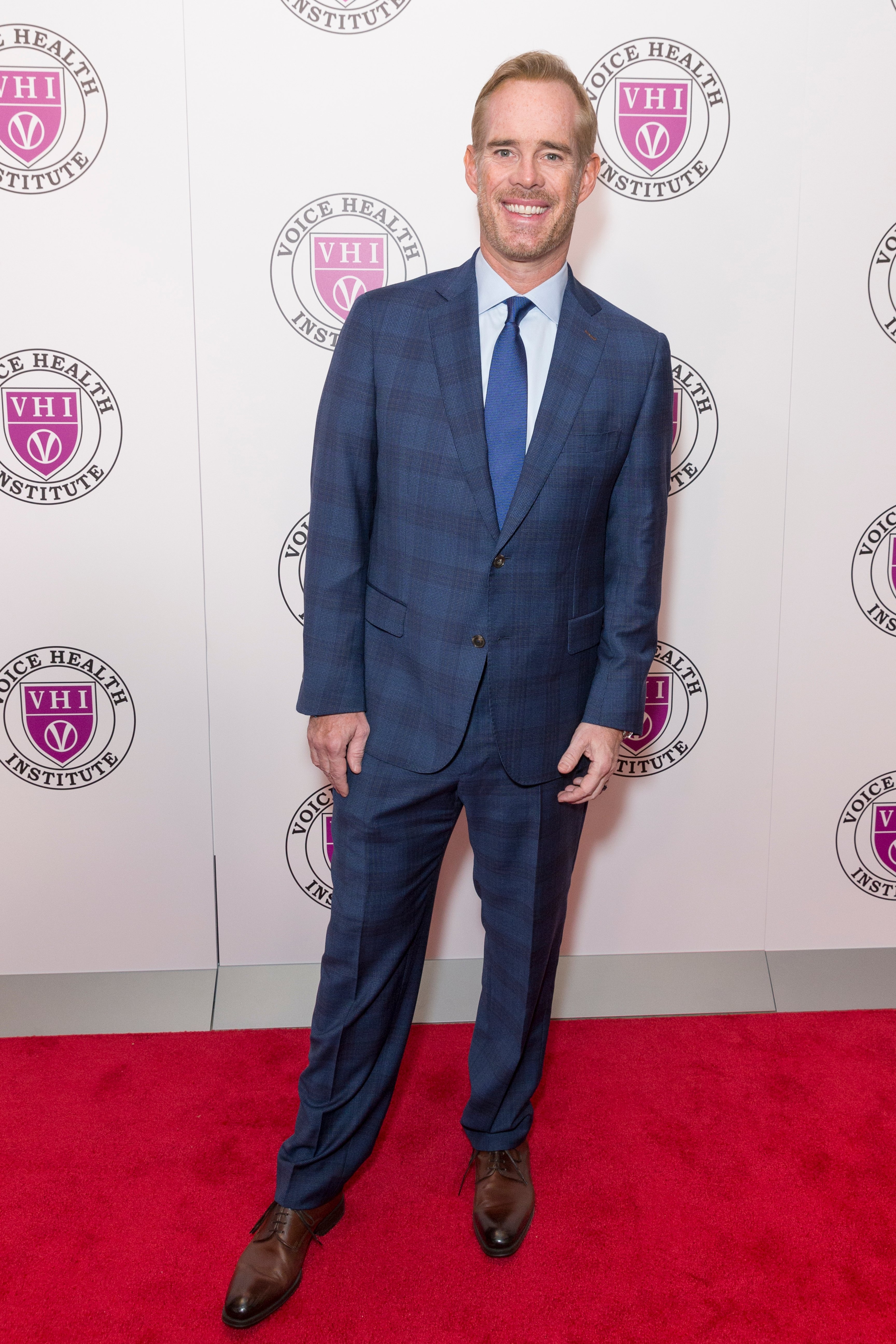 Joe Buck atthe Raise Your Voice concert to benefit the 15th anniversary of the Voice Health Institute fund at Alice Tully Hall on March 5, 2018, inNew York   Photo: Shutterstock/lev radin