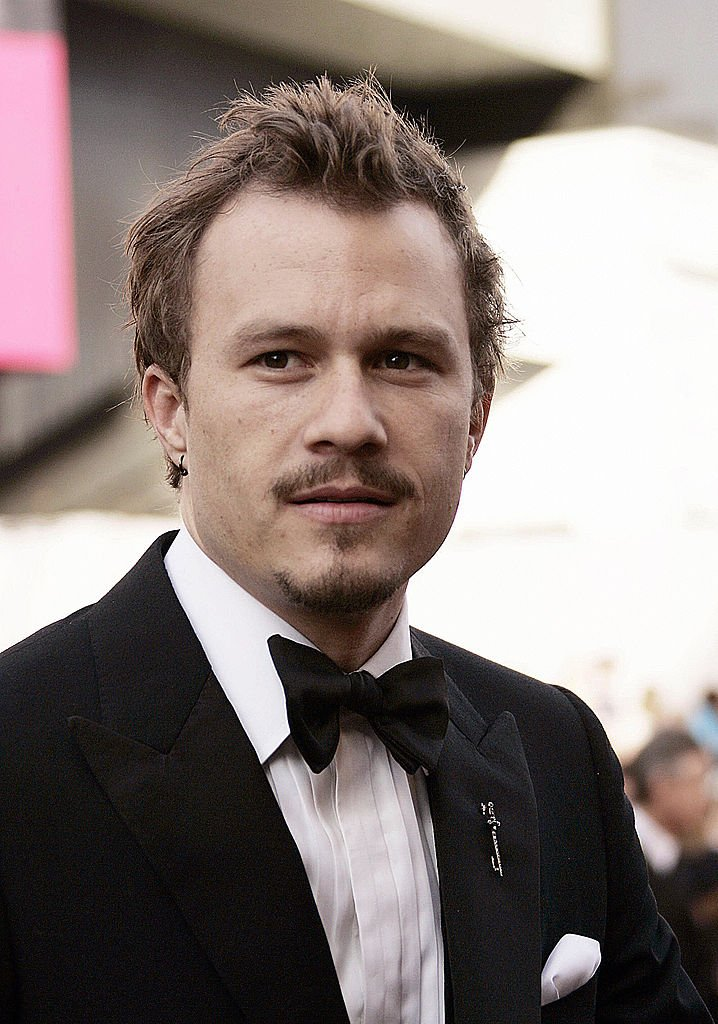 Australian actor Heath Ledger arriving for the 78th Academy Awards at the Kodak Theater in Hollywood in 2006. | Source: Getty Images