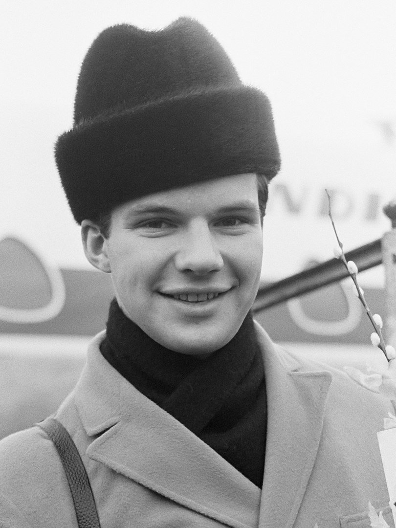 Portrait of Bobby Vee circa January 1962 | Photo: Wikimedia Commons