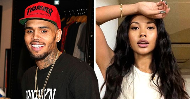 32-Year-Old Chris Brown Kisses Only Son Aeko in a Video Shared by Ammika Harris on His Birthday