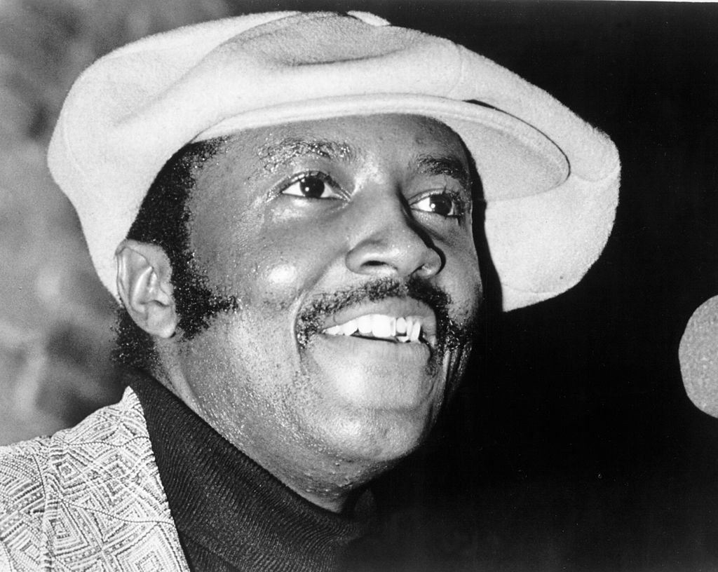 A portrait photo of Donny Hathaway CIRCA 1970.   Photo: Getty Images