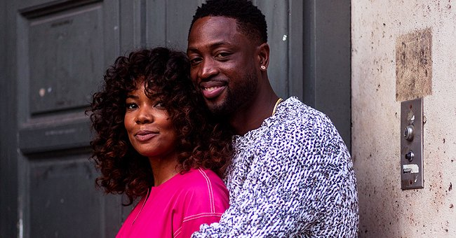 Gabrielle Union & Dwyane Wade's Daughter Kaavia Dances with Her Parents in a New Video