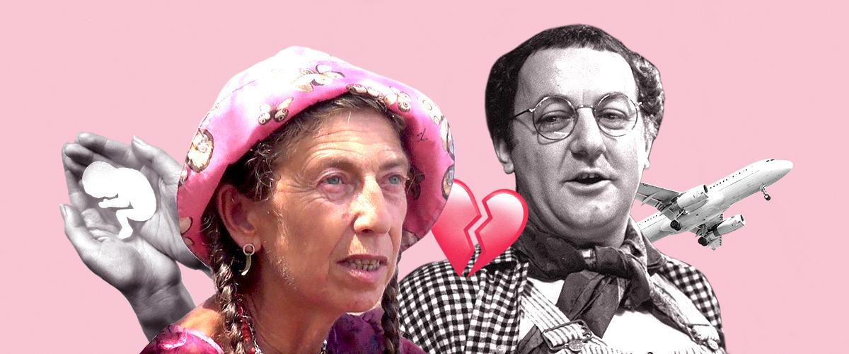 Le destin de Fred Romano, le dernier amour de Coluche