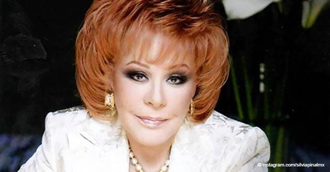 Legendaria actriz de 87 años, Silvia Pinal, está hospitalizada