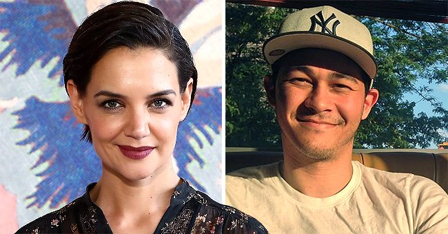 ET Online: Katie Holmes Feels Young Again in Relationship with Emilio Vitolo, Source Said