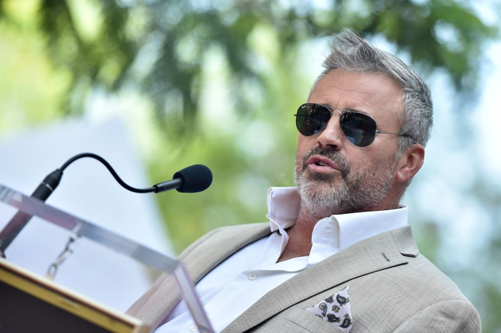 Matt LeBlanc attends the ceremony honoring Stacy Keach with a Star on the Hollywood Walk of Fame on July 31, 2019 in Hollywood, California.   Photo: Getty Images