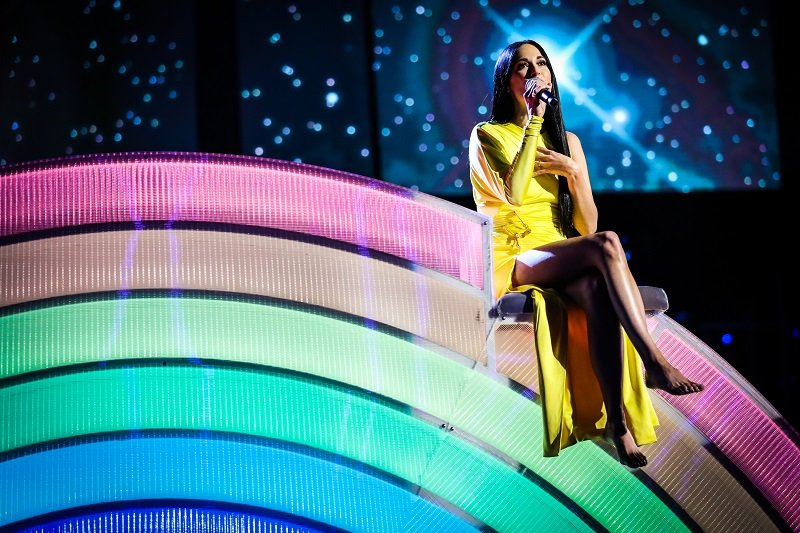 Kacey Musgraves on March 14, 2019 in Los Angeles, California | Photo: Getty Images