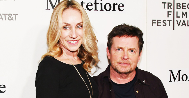 Michael J Fox Pays Tribute to Wife of 30 Years, Tracy Pollan