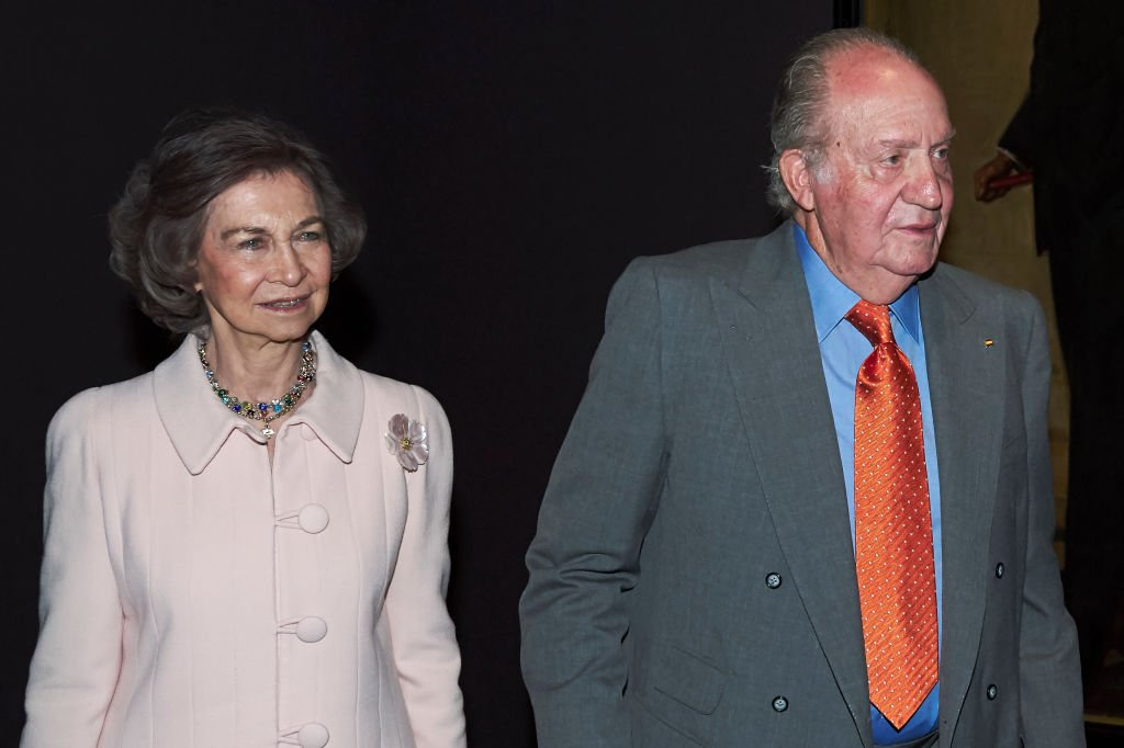 Rey Juan Carlos y Reina Sofía. || Fuente: Getty Images/Global Images Ukraine
