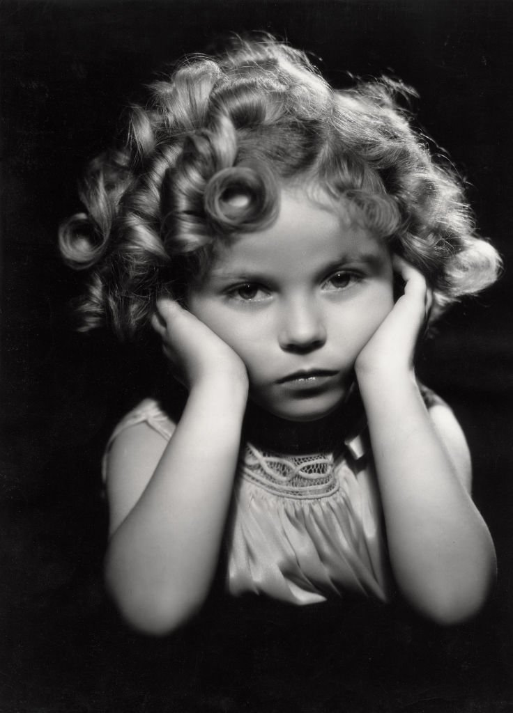 Shirley Temple in 1933 | Getty Images / Global Images Ukraine