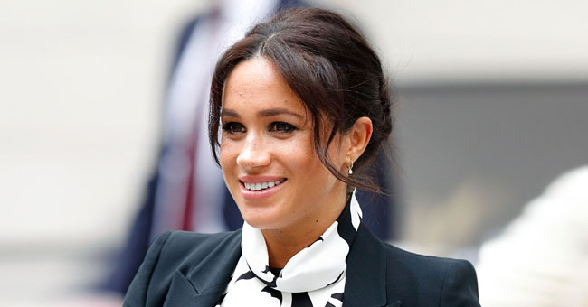 Meghan Markle Reportedly Set to Be a Magazine Editor & Pose for 'New Photos' in 'British Vogue'