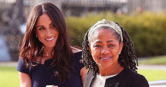 People: Meghan Markle's Mother Doria Ragland Reportedly Commented on Royal Exit & Said Daughter Will Be Okay