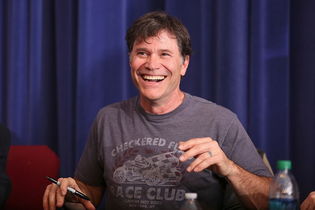 Peter Reckell attends the Days of our Lives book signing at Elm Street Cultural Village on October 30, 2015 | Photo: Getty Images