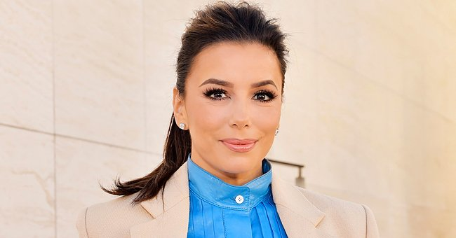 'Desperate Housewives' Alum Eva Longoria Rocks Stiletto Boots from Her Shoe Line in a New Photo
