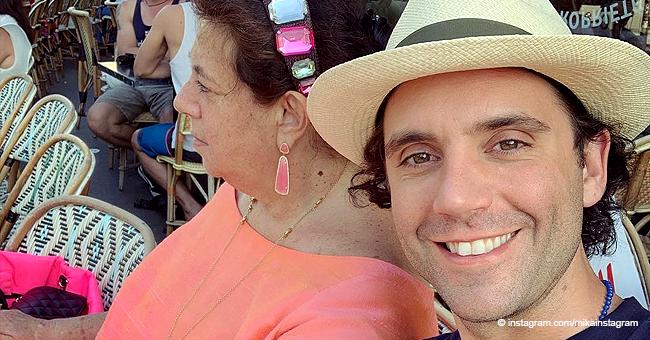 Mika a partagé une photo rare de sa mère montrant leur lien spécial